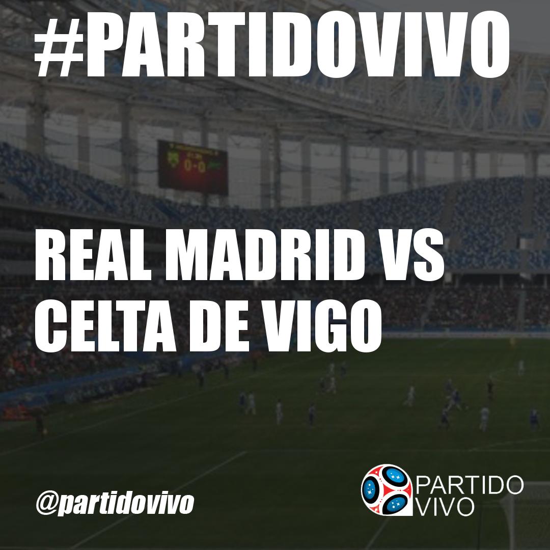 Futbol En Vivo Real Madrid Celta Vigo