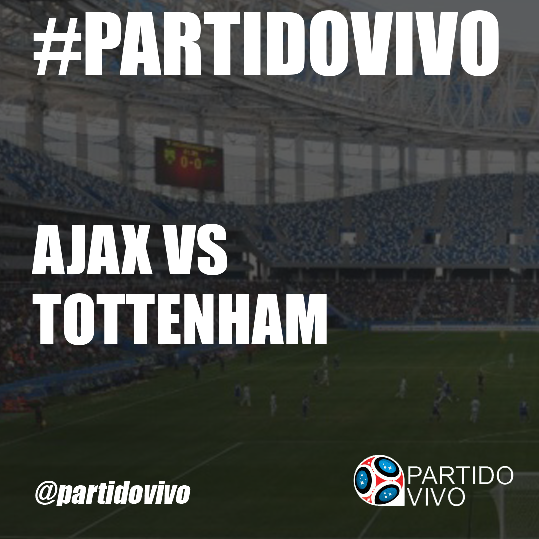 Tottenham Vs Ajax Results: Ajax Vs Tottenham