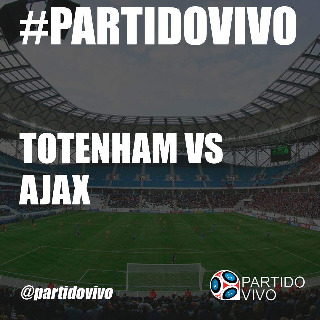 Tottenham Vs Ajax