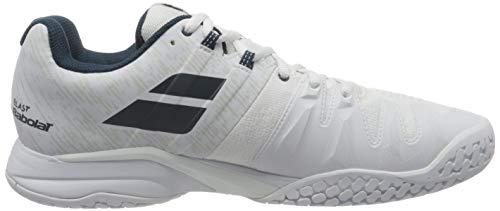 Babolat Propulse Blast All Court Shoe Men White, Zapatillas de Tenis Hombre