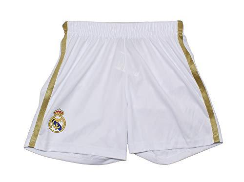 Champion's City Kit - Personalizable - Camiseta y Pantalón Infantil Primera Equipación - Real Madrid - Réplica…