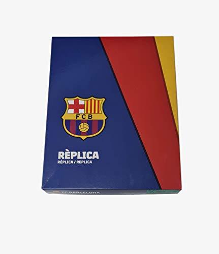 Conjunto Camiseta y pantalón Portero Replica FC. Barcelona 2019-20 - Producto con Licencia - Dorsal Liso - 100…