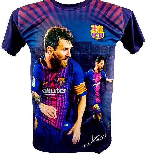 FCB BARÇA Camiseta PLAYER-18 Messi T-M