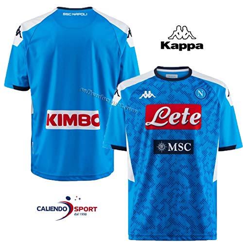 Kappa Maglia Replica Home 2019/2020 Camiseta De Juego Hombre