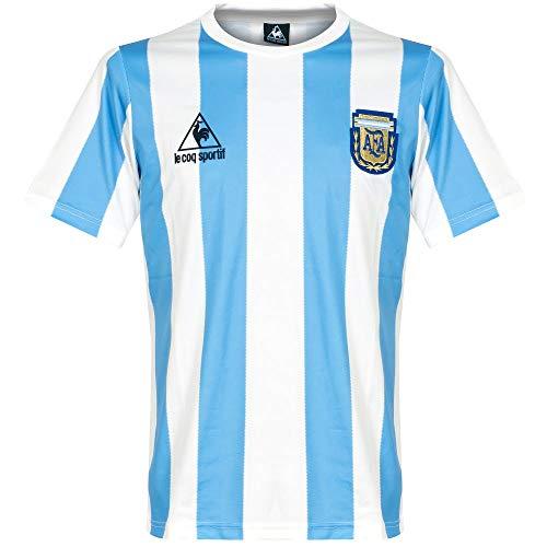 Le coq Sportif 1986 - Camiseta retro de Argentina