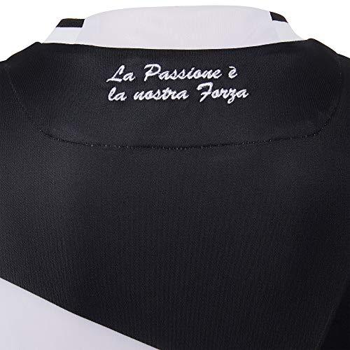Macron UDI M20 - Primera camiseta oficial de la Udinese de fútbol 2020/21 para niño
