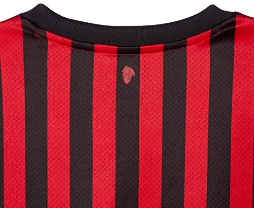 PUMA ACM Home Shirt Replica SS Kids with Sponsor Logo Maillot Unisex niños