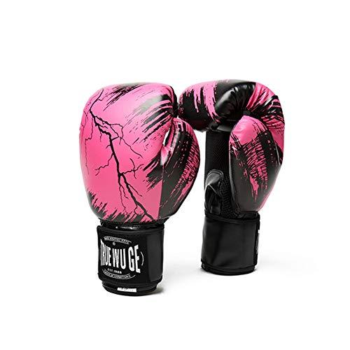 RENYAYA Guantes De Boxeo, Guantes De Entrenamiento, Entrenamiento De Entrenamiento Muay Thai Fighting Kickboxing…