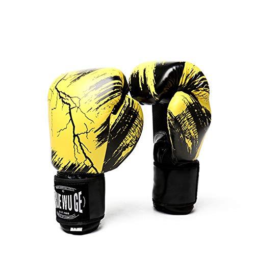 RENYAYA Guantes De Entrenamiento De Boxeo, Boxeo Bolsa De Boxeo Bolsa De Perforación Guantes, Guantes De Boxeo Profesión…