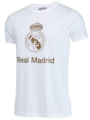 Real Madrid Camiseta de algodón Colección Oficial - Niño