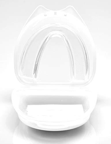 SBZH Protector de Encía Boxeo/MMA/Karate Profesional Transparente Gum Shield Mouth