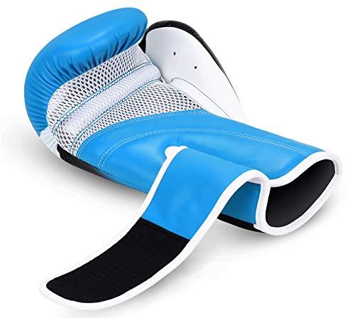 Starpro T20 - Guantes de boxeo para golpes duros y K.O. rápido | Guantes de boxeo para hombre, guantes de boxeo para…