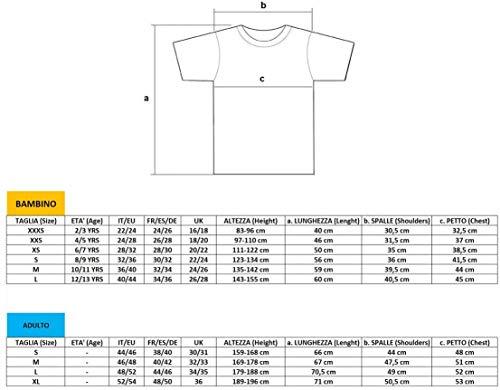 Ufficiale Camiseta de fútbol blanca y negra 2020/2021 – N.7 – Tallas de niño y adulto