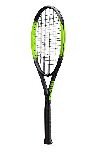 Wilson Blade Feel 105 Raqueta de Tennis, Unisex Adulto