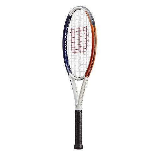 Wilson Bolsa para raquetas de tenis, Roland Garros Team 3, Hasta 3 raquetas