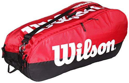 Wilson Team 2 Comp - Bolsa de tenis unisex