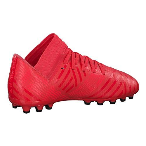 adidas Nemeziz 17.3 AG J, Botas de fútbol Niños Unisex Adulto