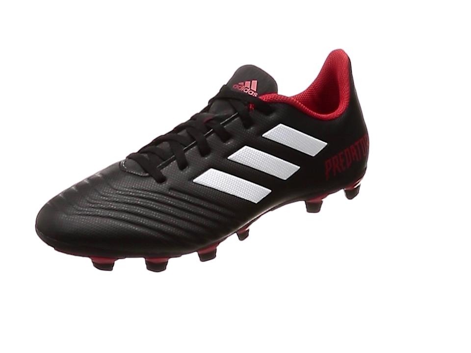 adidas Predator 18.4 FxG, Botas de fútbol Hombre