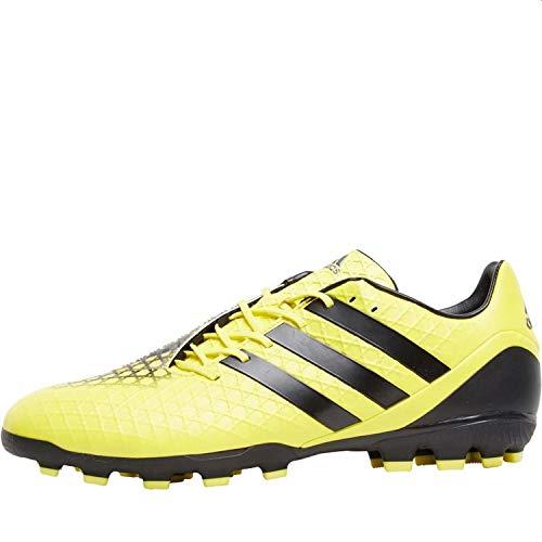 adidas Predator Incurza AG - Botas de fútbol para hombre, color amarillo