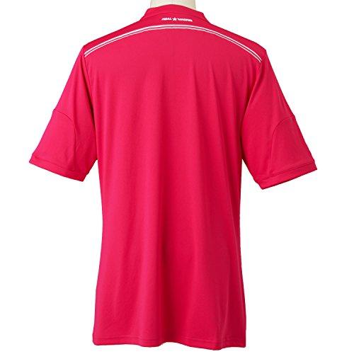 adidas Real Madrid C.F. Temporada 2014/2015, Visitante - Camiseta para hombre, color rosa