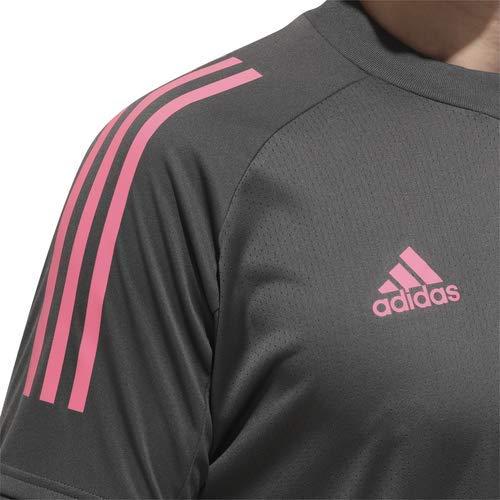 adidas Real Madrid Temporada 2020/21 Camiseta Entrenamiento Oficial Camiseta Entrenamiento Oficial Unisex Adulto