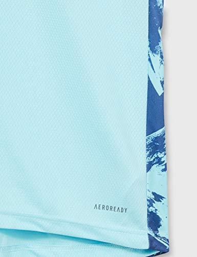 adidas Real Madrid Temporada 2020/21 Camiseta Primera Equipación Portero Oficial Camiseta Primera Equipación Portero…