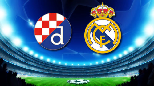 Dinamo de Zagreb - Real Madrid. Fase Previa Champions League. 1