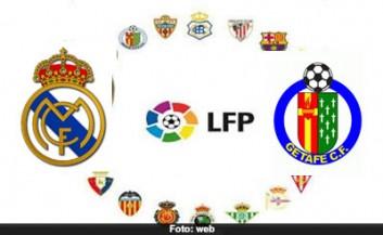 Real Madrid – Getafe. Liga BBVA. Jornada 3.