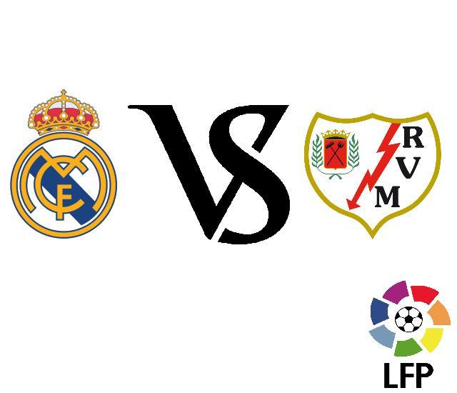 A que hora juega el Real Madrid – Rayo Vallecano