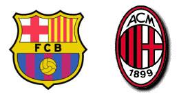 A que hora juega FC Barcelona  – AC Milan