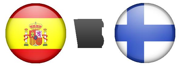 espana - finlandia