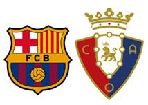 A que hora juega FC Barcelona – Osasuna