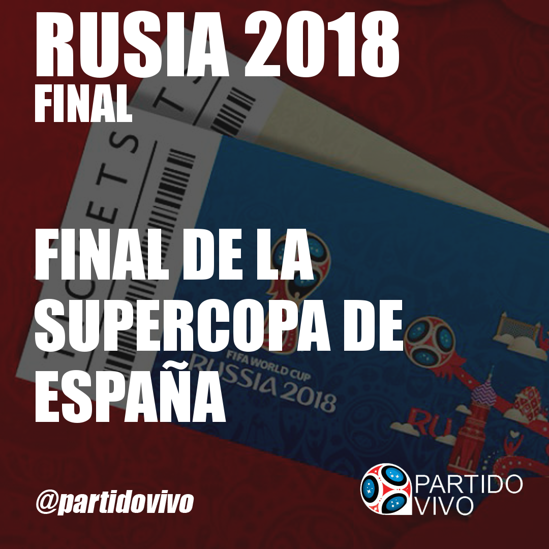 Final de la Supercopa de España