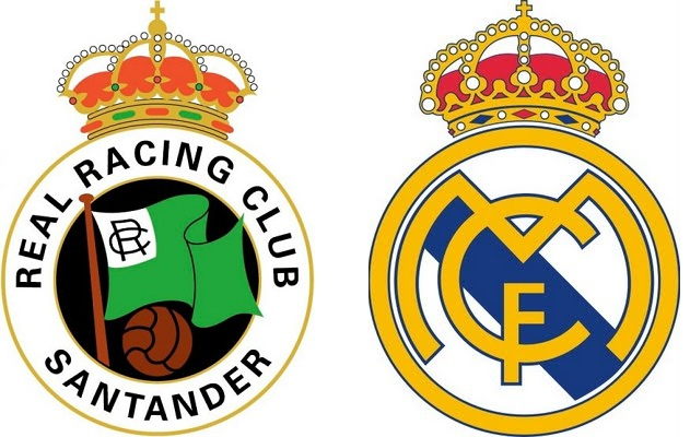 A que hora juega Racing de Santander – Real Madrid