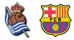 Real Sociedad – Barcelona. Liga BBVA. Jornada 3.