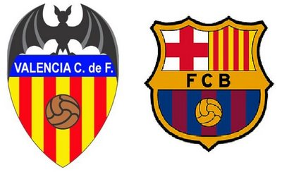 A que hora juega Valencia – FC Barcelona
